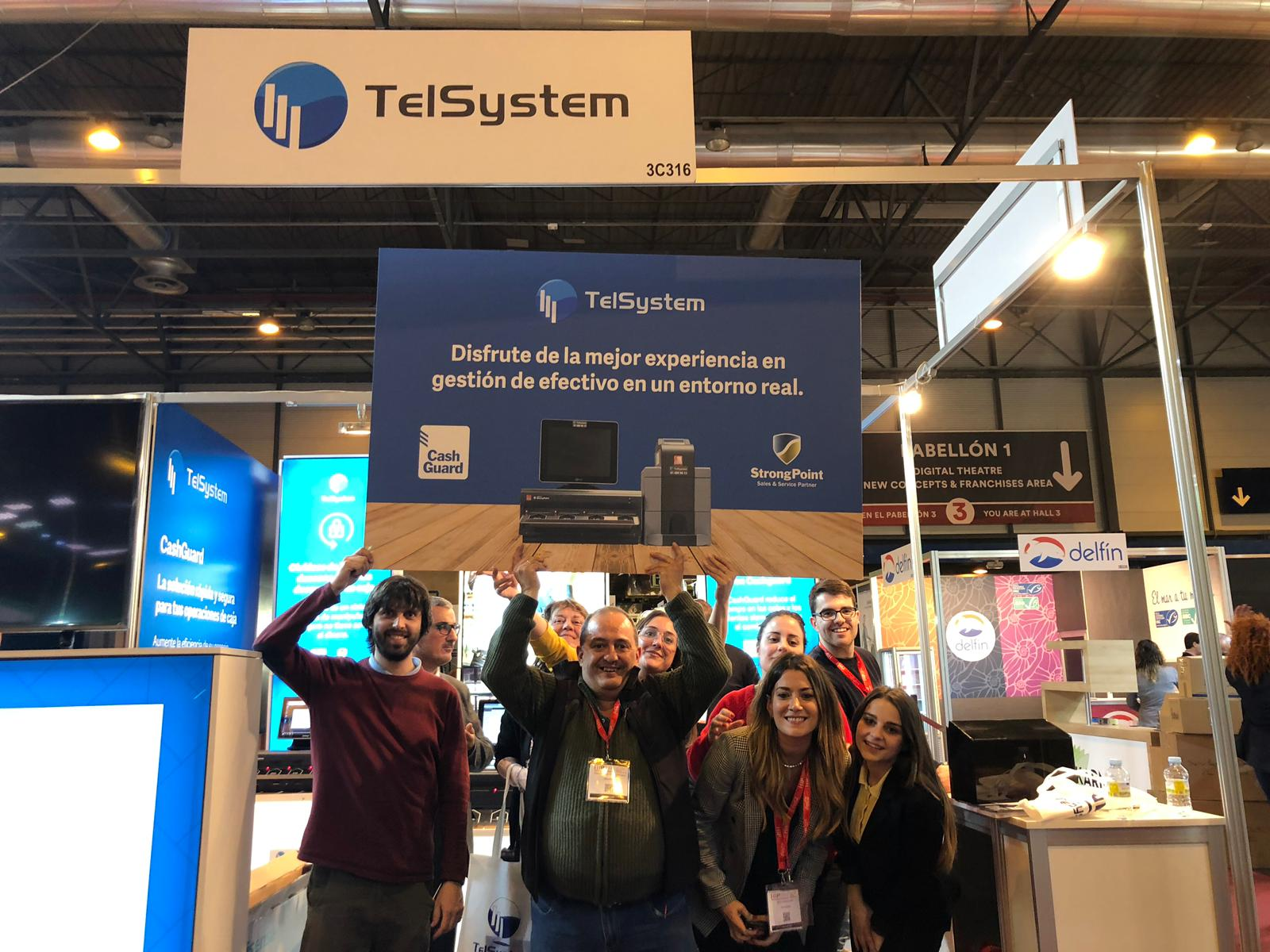 Equipo Telsystem