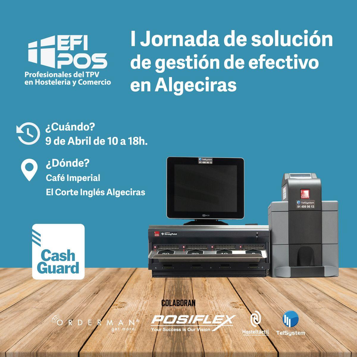I Jornada Gestión de efectivo Algeciras