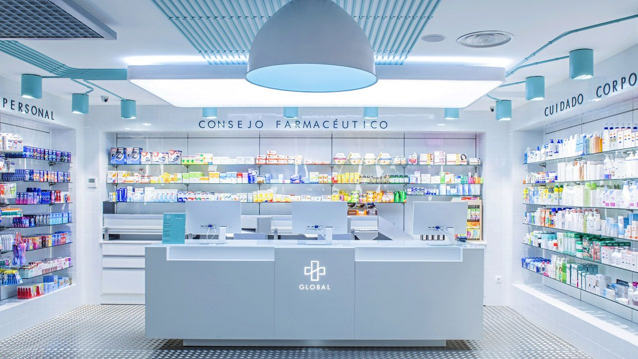 Cashguard farmacias