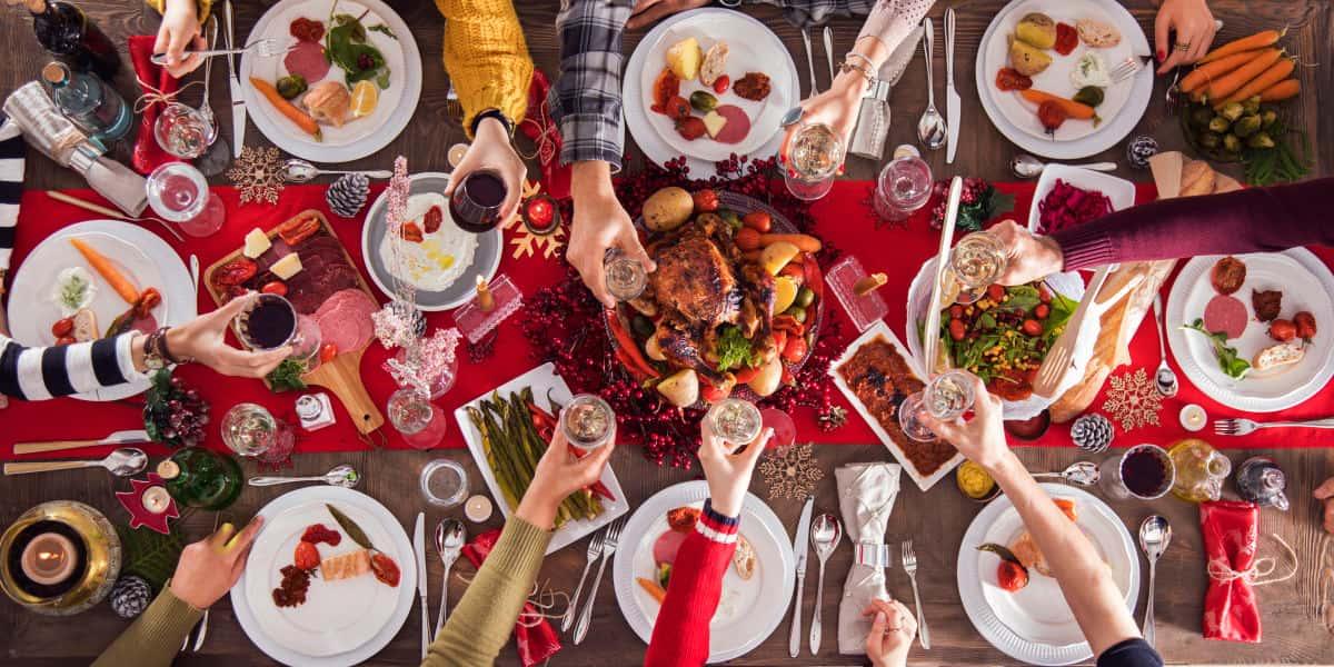 Cena navidad restaurante